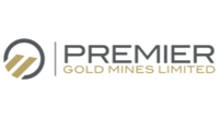 Premier Gold Mines Limited Logo